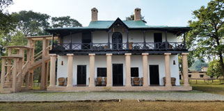 Dhikala Forest Lodge, Jim Corbett