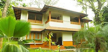 The Greenwoods resort Thekkady