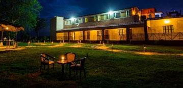 Greetoe Camp, Panna