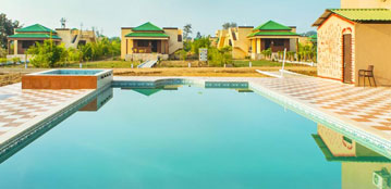 Olive Resort Sillari, Pench Tiger Reserve