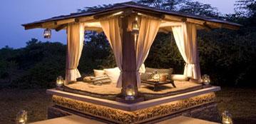 Pashan Garh, A Taj Safari - Panna National Park