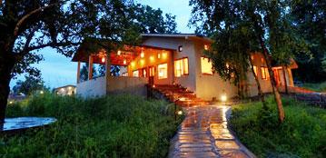 Serenity Jungle Retreat, Kanha