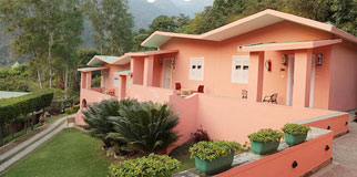 The Solluna Resort - Jim Corbett