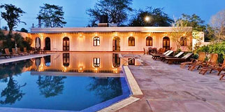 The Bagh Resorts