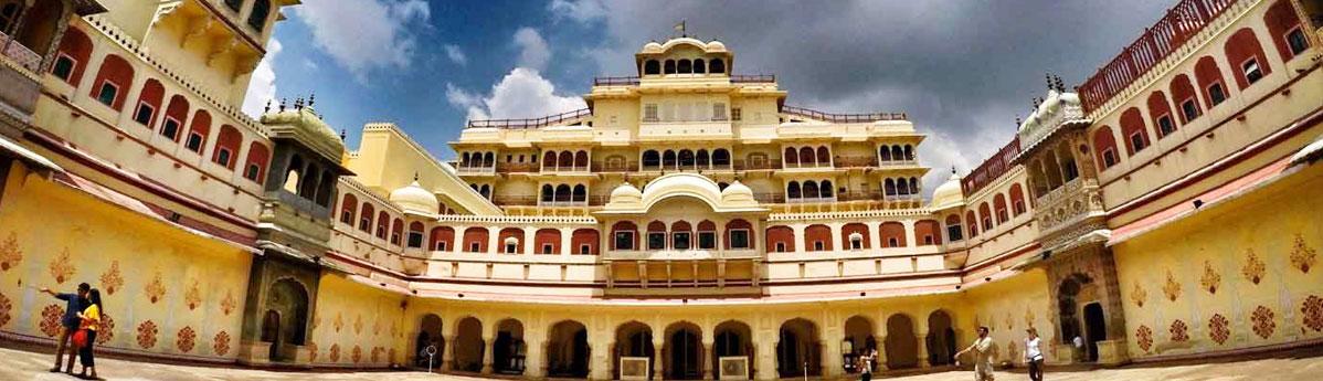 Amber-Fort, Jaipur