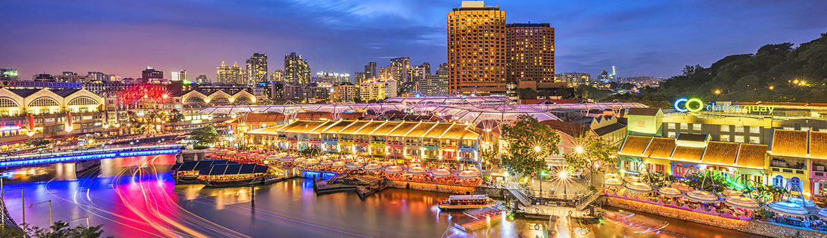 nightlife-at-the-Clarke-Quay