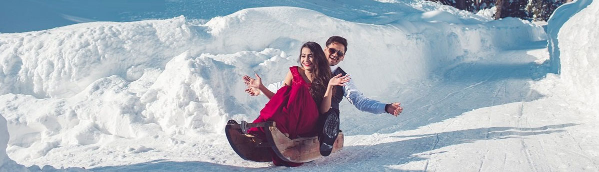 shimla honeymoon ice
