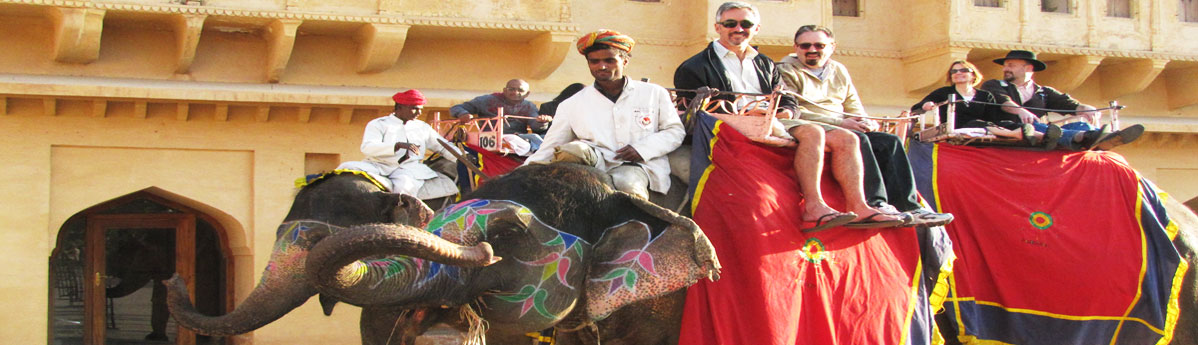 elephant-ride-to-Amer-Fort