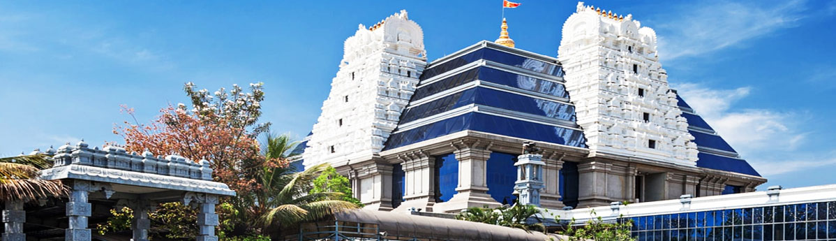 ISCKON-temples