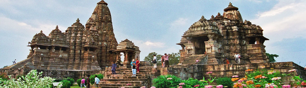 Khajuraho--temple