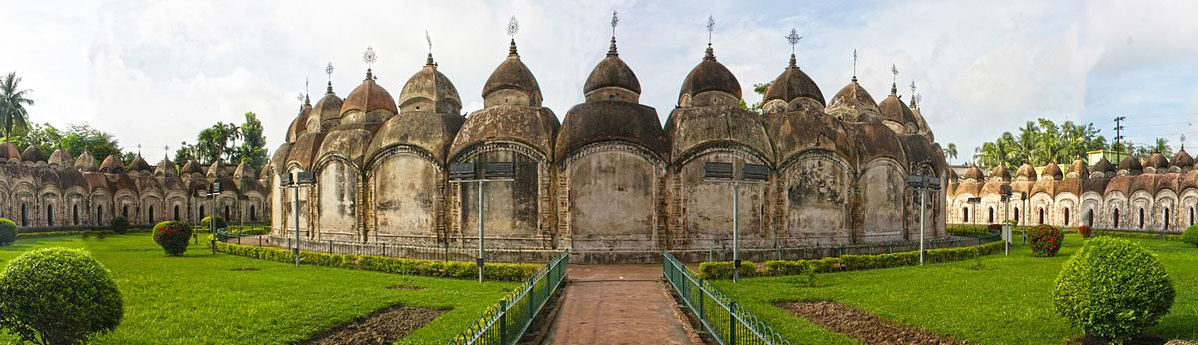 ancient temples of Kalna