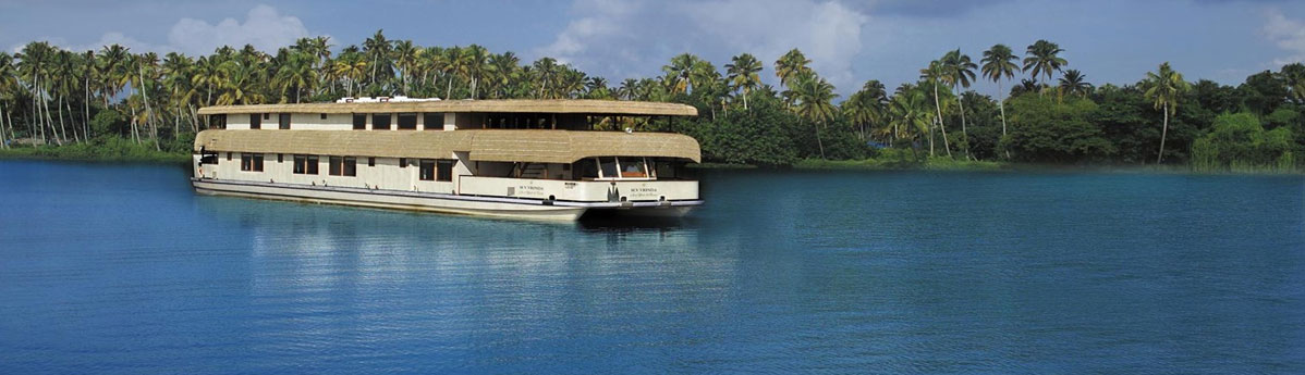 Vrinda-Luxury-Backwater-Cruise