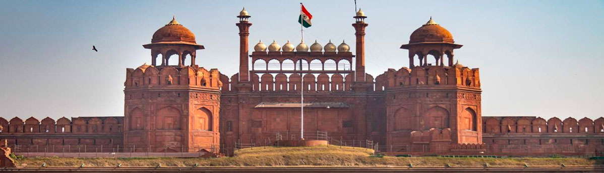 red fort-delhi