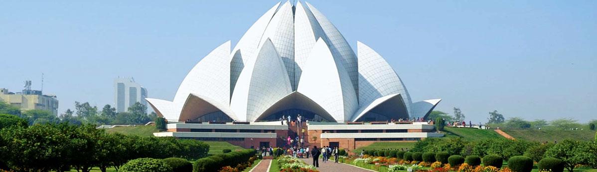 lotes temple delhi