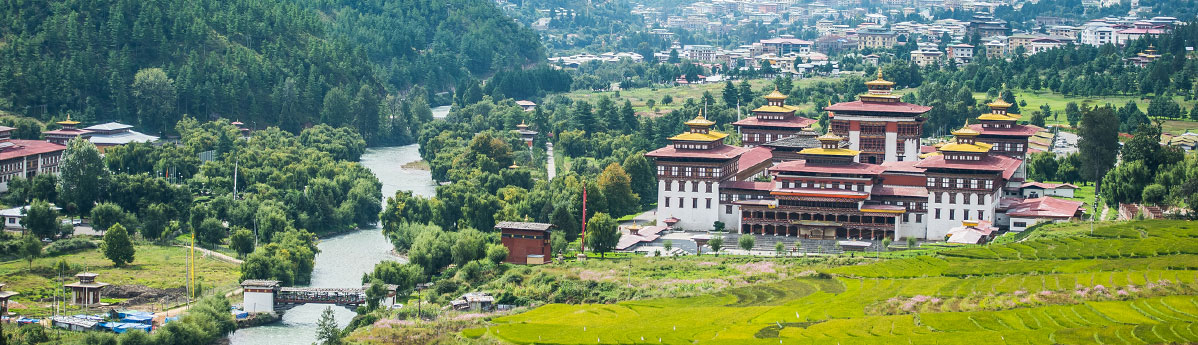 Trashi-Chhoe-Dzong