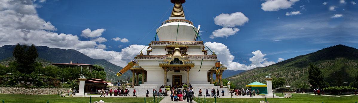 Memorial-Chorten-bhutan
