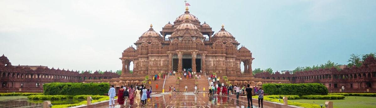 Akshardham-Temple-in-Delhi