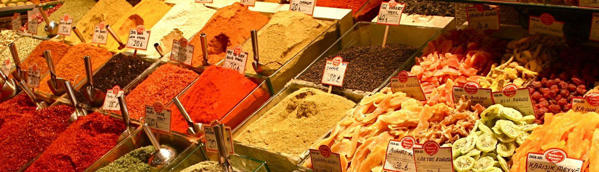 kumily-spice-market