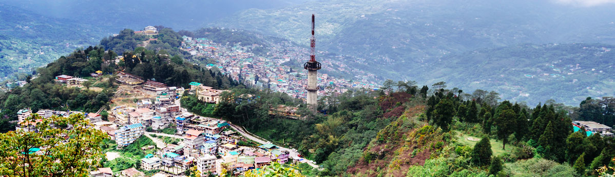 gangtok-hill station