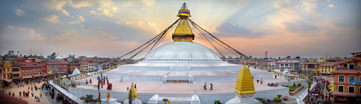 Swayambhunath-Stupa