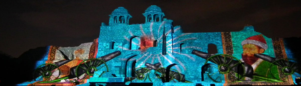light-show-red-fort