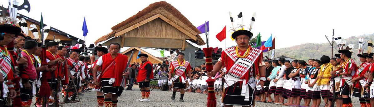 Angami-Tribal-Village