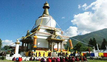 6 Days Bhutan Tour Package