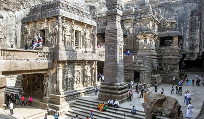Ajanta Ellora Caves Tour