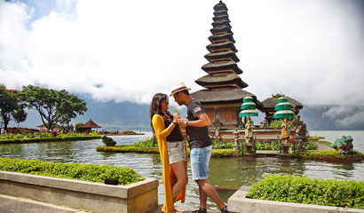 Romantic Honeymoon in Bali