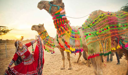 Colorful Rajasthan Package