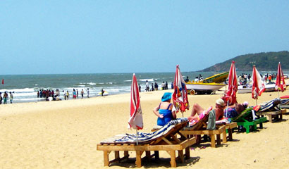 Rajasthan with Taj & Goa Tour