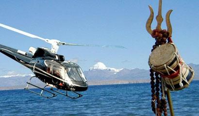 Kailash Mansarovar Yatra by Helicopter (By Kathmandu)
