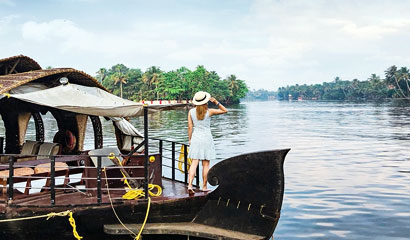 5 Day Kerala Houseboat Tour from Alleppey
