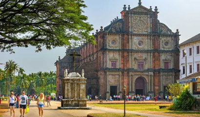 North & South Goa Tour