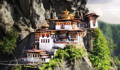 North East India and Bhutan Trip