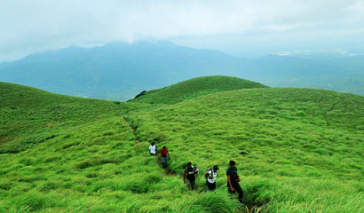 Hill Station Tour Package in South India