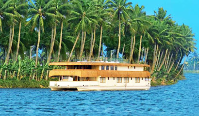 Vrinda Luxury Backwater Cruise