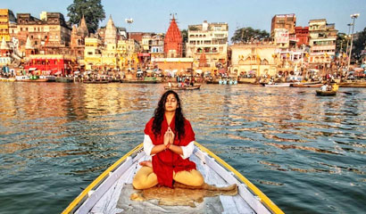 Yoga and Meditation Tour with Taj and Ganges