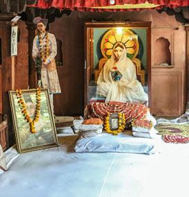 Ahilyeshwar Temple, Maheshwar