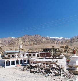 Alchi Monastery, Leh Ladakh