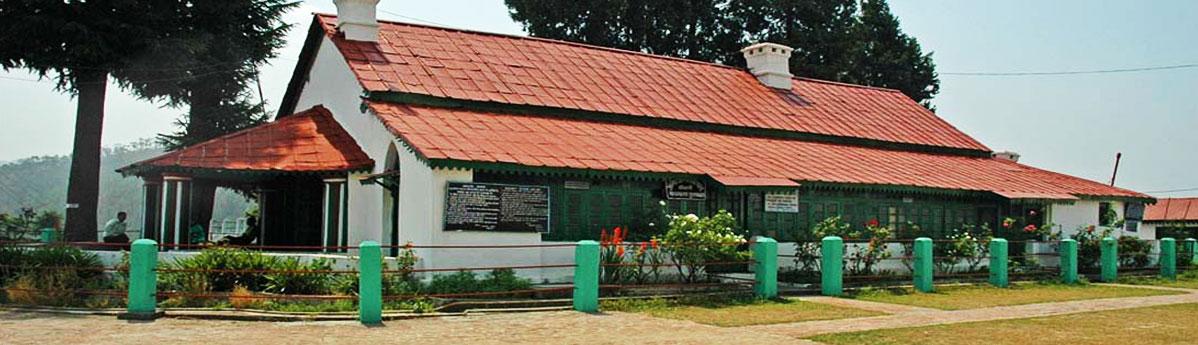 Anashakti Ashram in Kausani