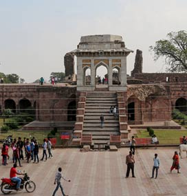 Ashrafi Mahal, Mandu
