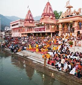 Ashrams, Rishikesh