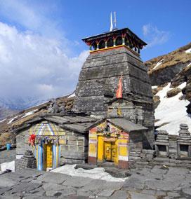 Augustmuni Temple, Rudraprayag