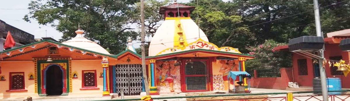 Augustmuni Temple in Rudraprayag