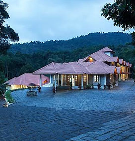 Ayurveda Resort in Thekkady