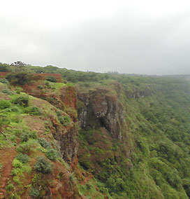 Babington Point, Mahabaleshwar