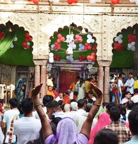 Banke Bihari Temple, Vrindavan