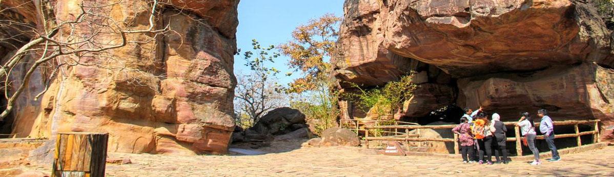 Bhimbetka Caves Bhopal
