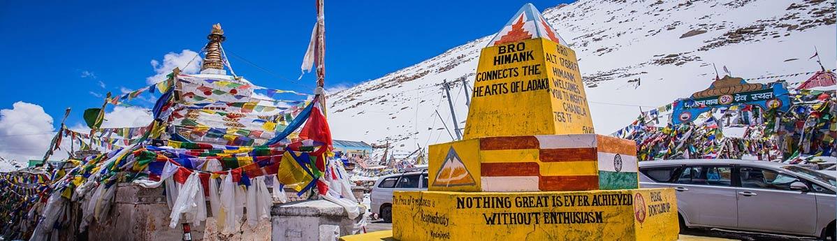 Chang La, Ladakh